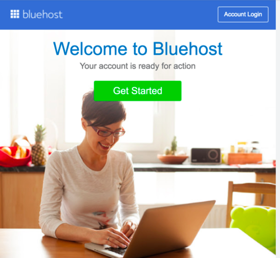 How to create a WordPress website on Bluehost - Bloggers Bloom