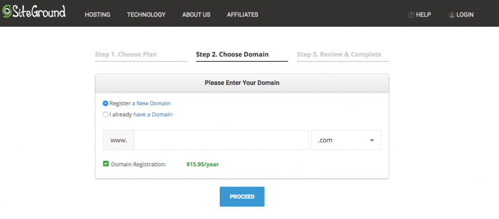 How to Create a WordPress Website on SiteGround - Bloggers Bloom