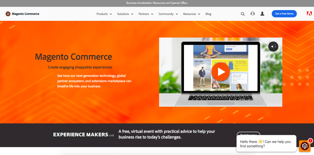 How to start an online store using magento
