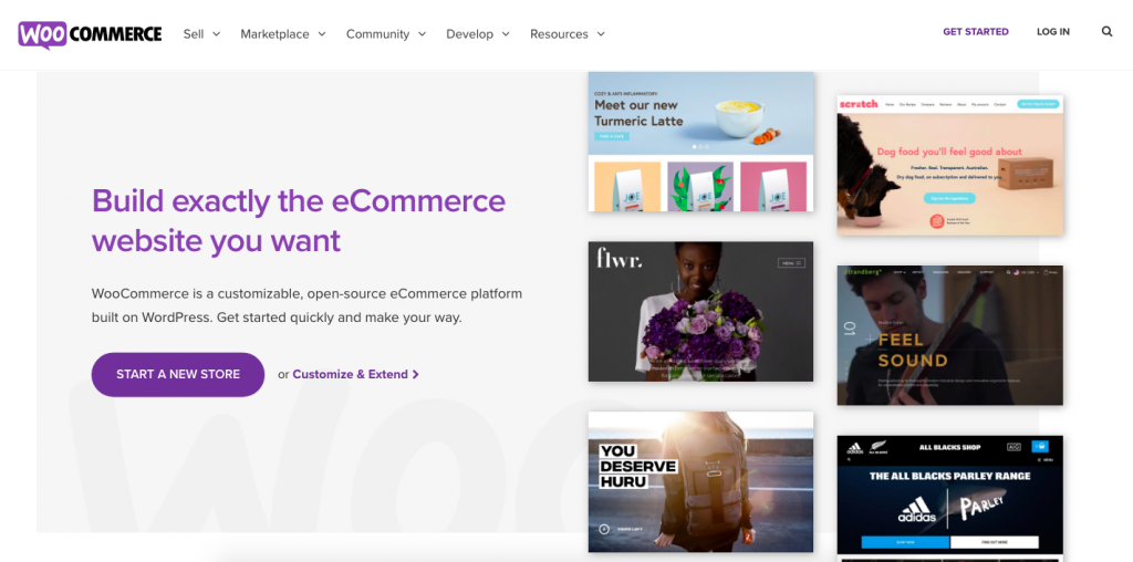 How to start an online store WooCommerce