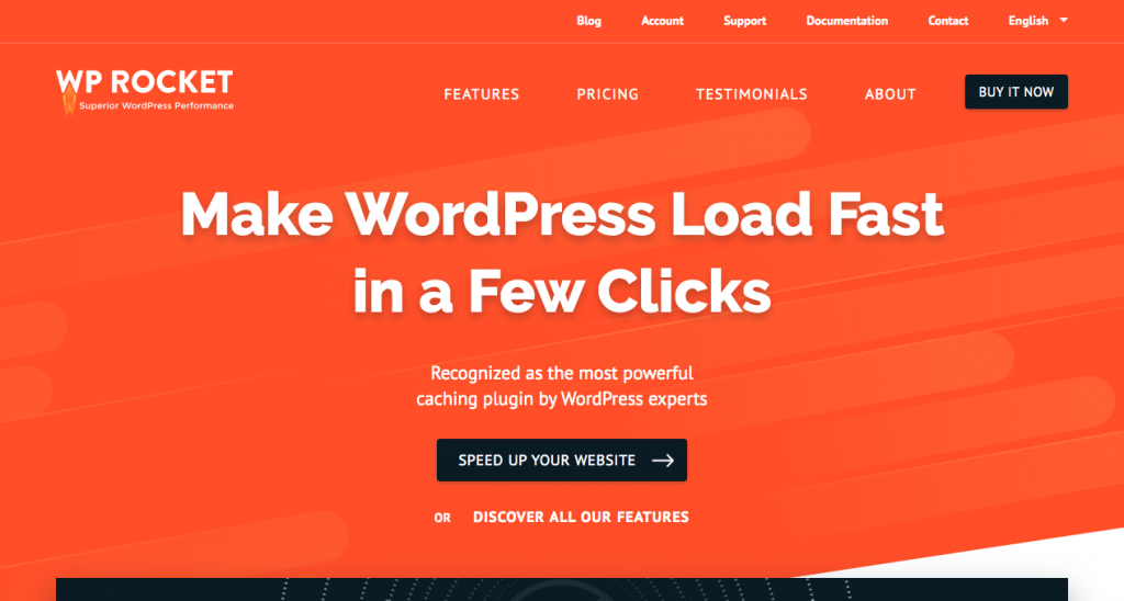 WordPress Plugins WP Rocket