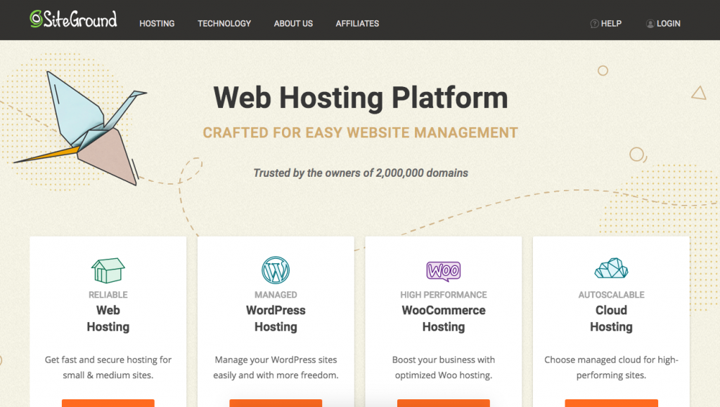 Top 10 Best Domain and Hosting Services (2020) - Bloggers Bloom