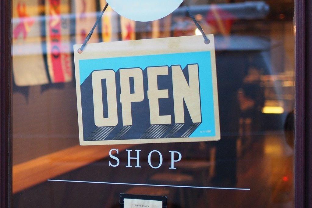 How to start an online store Always open
