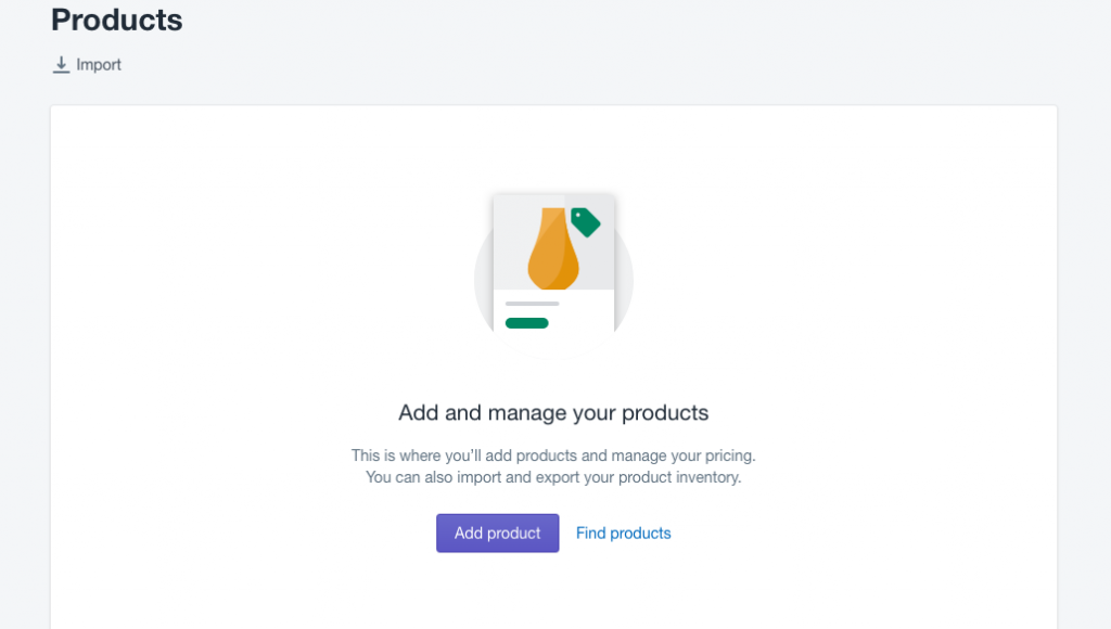 How to add products and collections to your Shopify Store