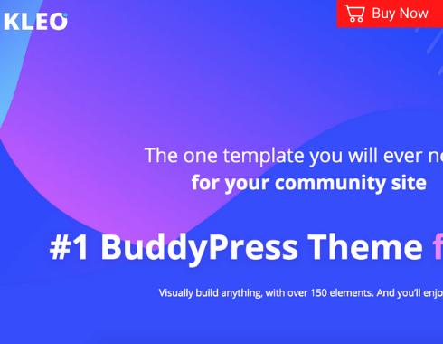 WordPress Buddy Press Themes