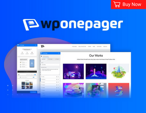 WP OnePager