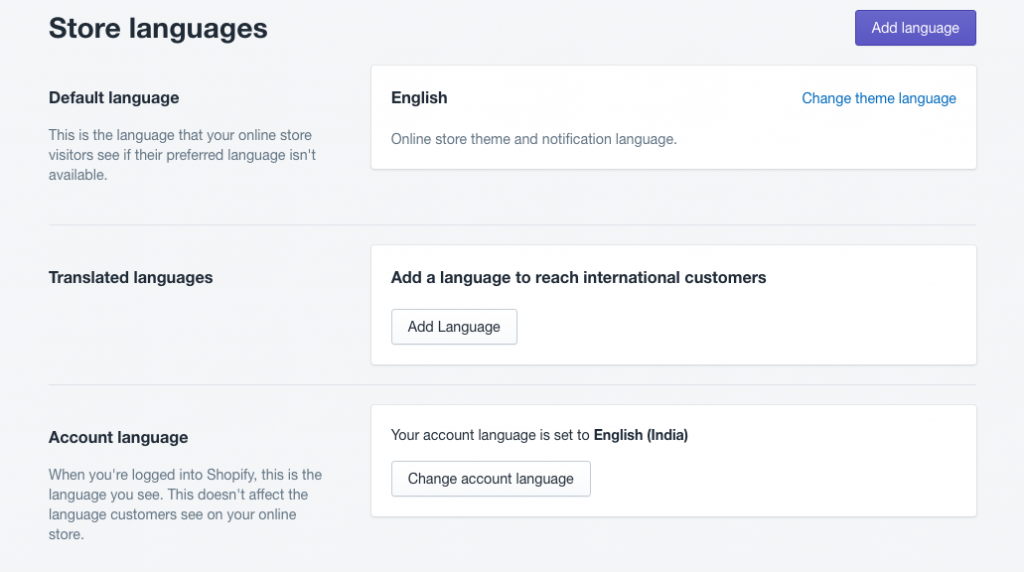 An Understanding of Taxes, Billing And Shopify Settings - Bloggers Bloom