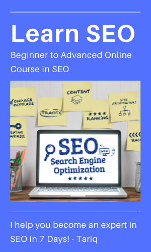 Learn SEO: Beginner to Advanced Course in Search Engine Optimization