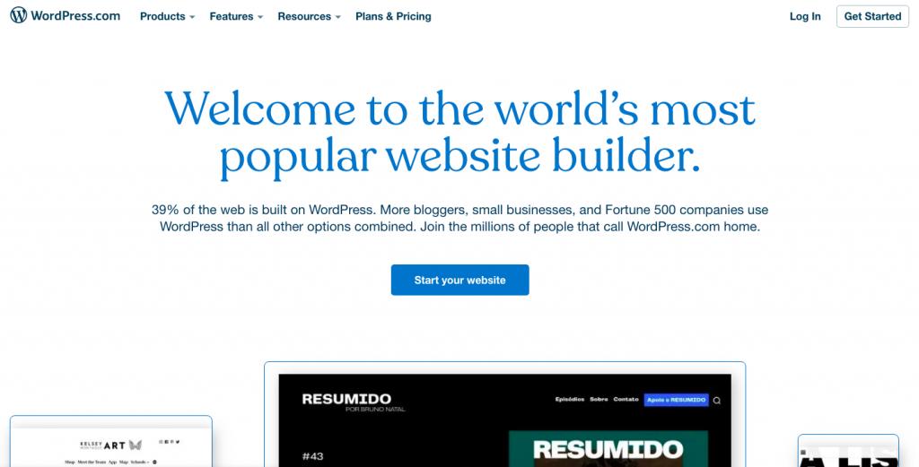 WordPress.com, What is WordPress
