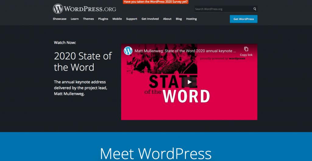 WordPress.org, What is WordPress
