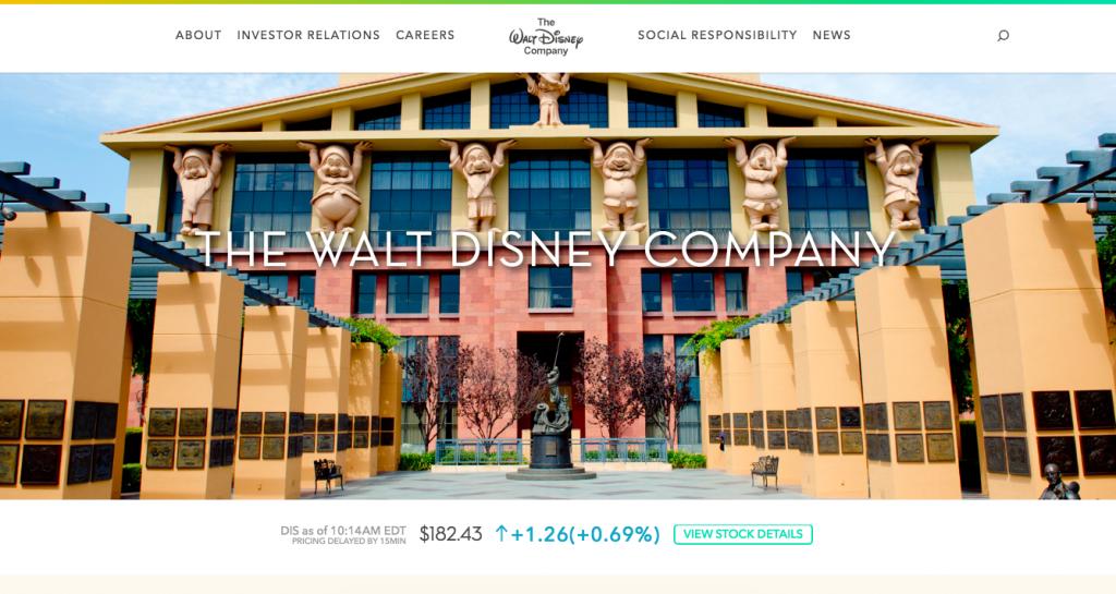 Walt Disney, What is WordPress